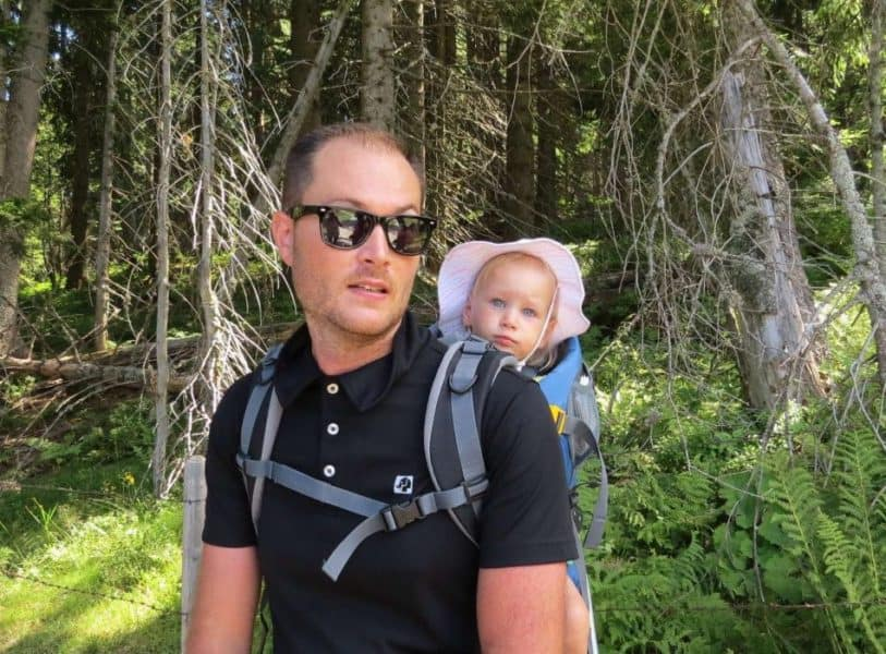 27471eeb214 Best Baby Carrier For Hiking on Back in 2019 - survival gear   first aid